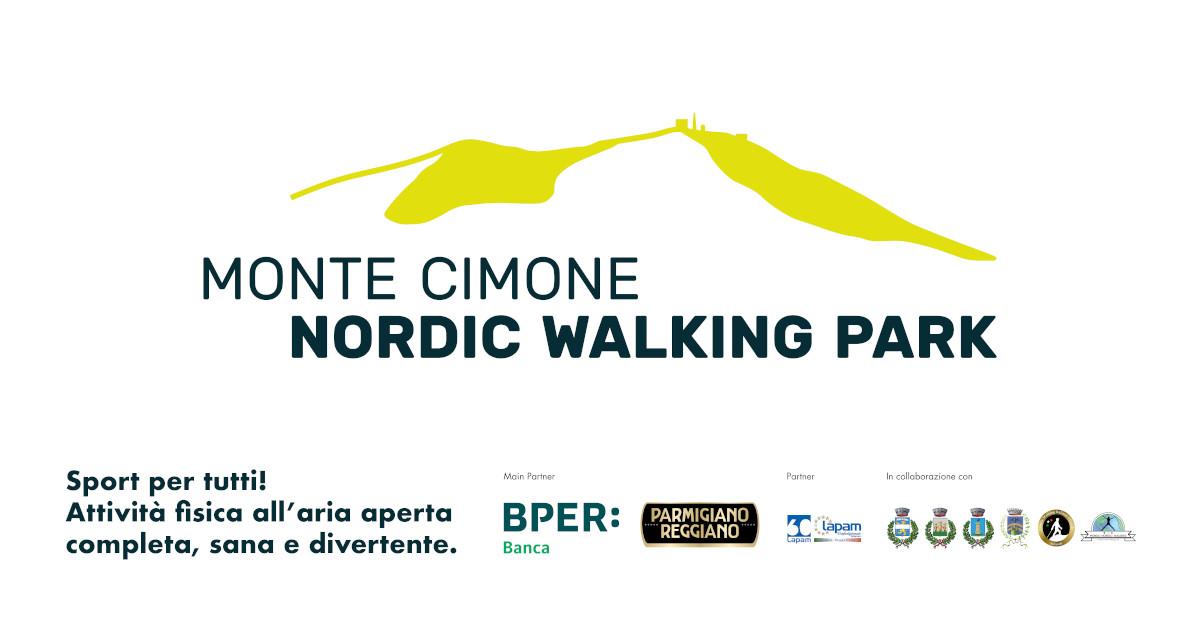 """Domenica 26 luglio 2020 inaugurazione del """"Monte Cimone Nordic Walking Park"""""""
