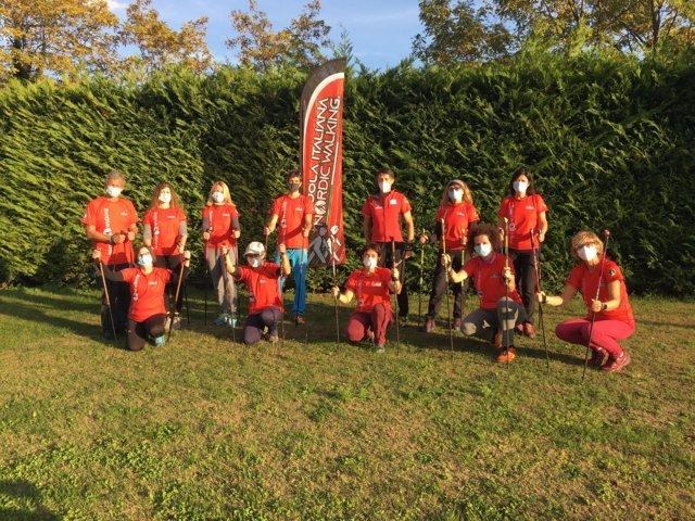 """11 nuove """"giubbe rosse"""" hanno superato il corso istruttori di Rovereto"""