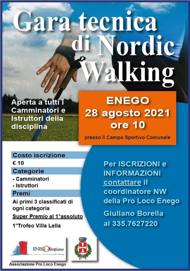Gara Tecnica Nordic Walking