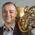 Andrea Albori Corno corno francese old Accademia Musicale Praeneste