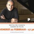 22 feb – I miti nella musica concerti 2018-2019 Accademia Musicale Praeneste