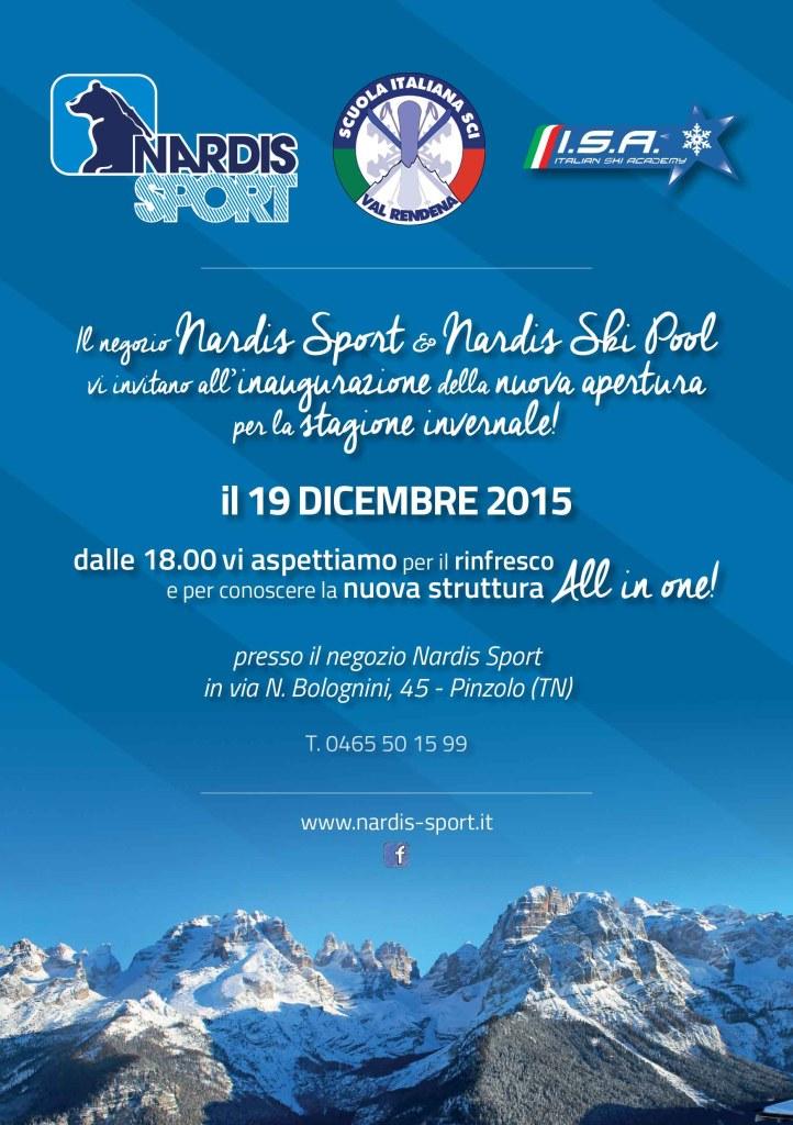 inaugurazione scuola italiana sci val rendena