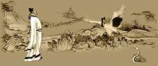 Chang San-Feng, la gru e il serpente