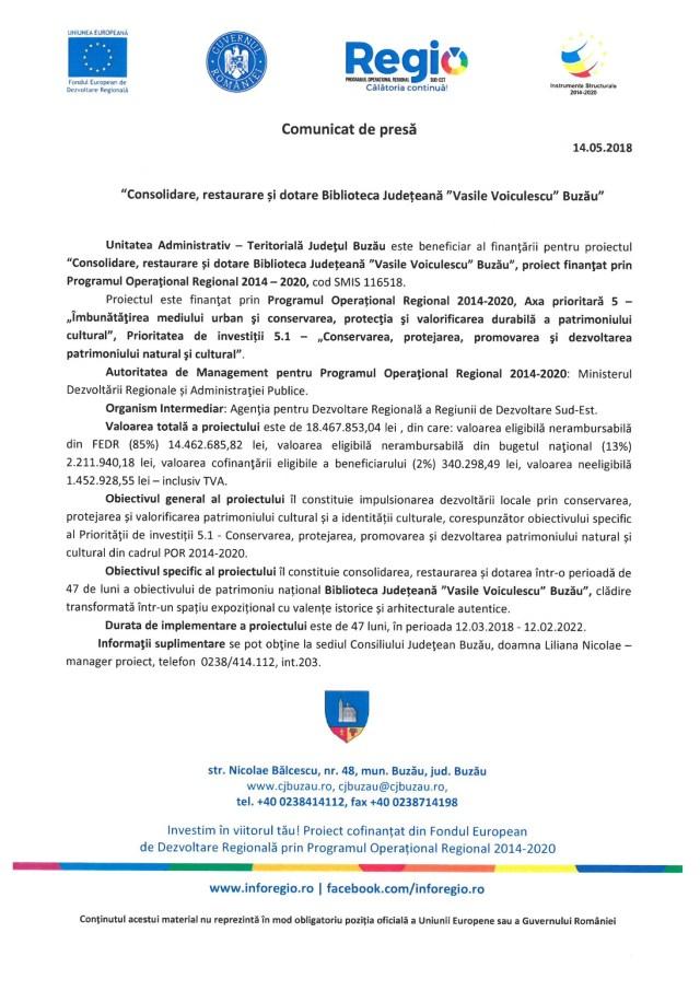 Comunicat presa BJ V Voiculescu0001(NEW001)