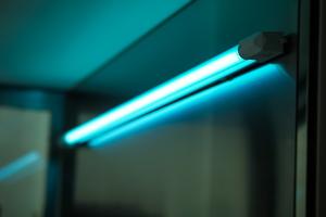 Smartengeld schoonmakers na blootstelling UV-licht