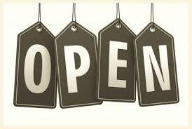 Ook op zaterdagmorgen geopend