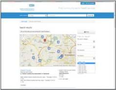 SCVO Community Health Portal