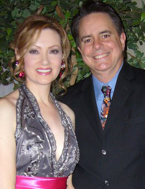 Bill and Liliana
