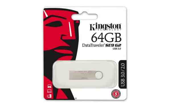 Kingston USB stick 3.0 64GB kopen?