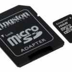 Kingston MicroSDHC 16GB geheugenkaart kopen?