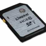 Kingston 64gb SDXC geheugenkaart kopen?