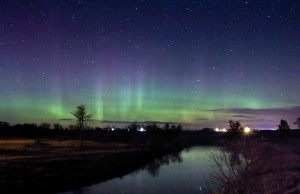 Northern Lights, South Dakota