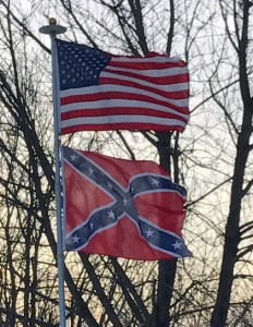 Confederate Flag in South Dakota