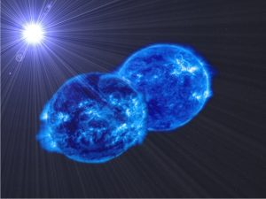 Binary Star Collision