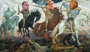 Trump's 4 Horsemen of the Environmental Apocalypse