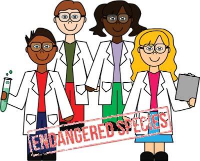 Endangered Scientists