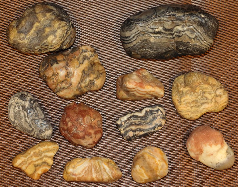 Prairie Agates - Buffalo Gap National Grasslands, South Dakota