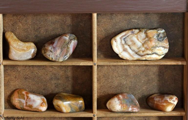 Miscellaneous Prairie Agates - South Dakota Rockhound