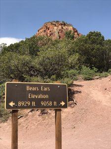 Bear's Ears National Monument - Summit