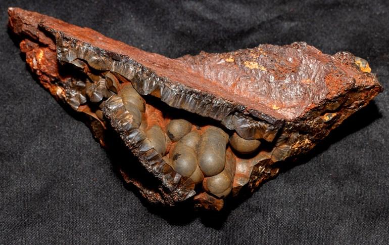 Botryoidal Goethite