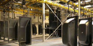 visites d usine de fabricant de salle