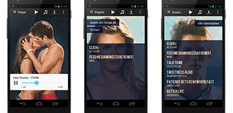 Hollister Playlist App