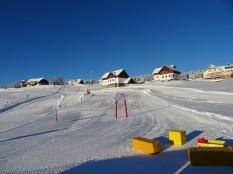 Kvilda -lyžařský areál