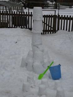 Stavby ze sněhu