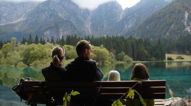 Slovinsko (Julské Alpy) s malými dětmi
