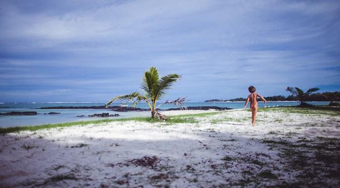 Pět týdnů s dětmi na ostrově Mauricius