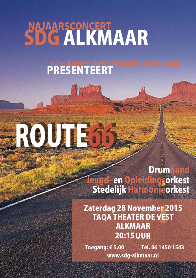 Route 66 Mailformat
