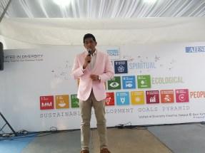 Opening Speech by Mr Darryl David