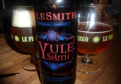 Alesmith Summer Yulesmith 2014.