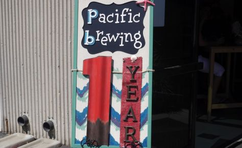 Pacific Brewing 1 year Anniversary 01