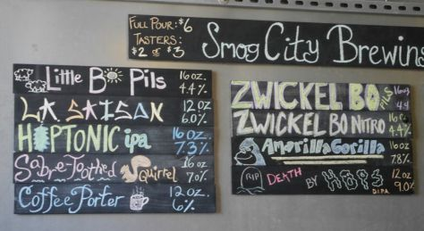 Smog City Brewing 01