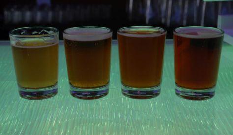 Kilowatt First Set of Tasters