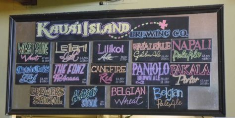 Kauai Island Brewery 02