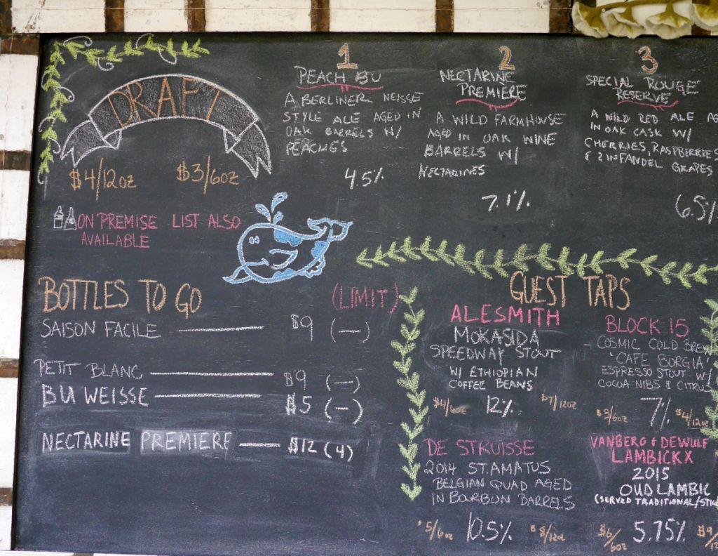 De Garde Brewing Tillamook Oregon Delicious Wild Ales San Diego
