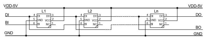 what is ws2813 led and how to use ws2813 for addressable