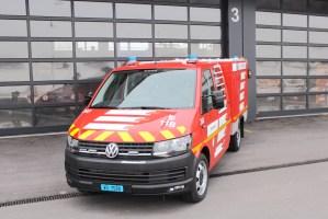 Nouveau véhicule VW T6 pour le DAP Y Croy