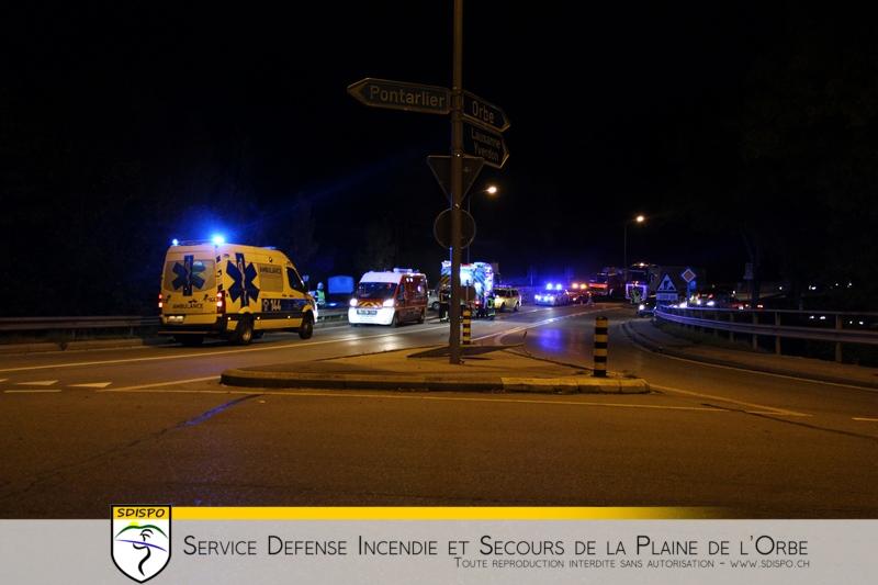 09.10.2017 - VALLORBE - ACCIDENT CIRCULATION -SDIS Doubs - 09.10.2017 07_56_38 - IMG_8101