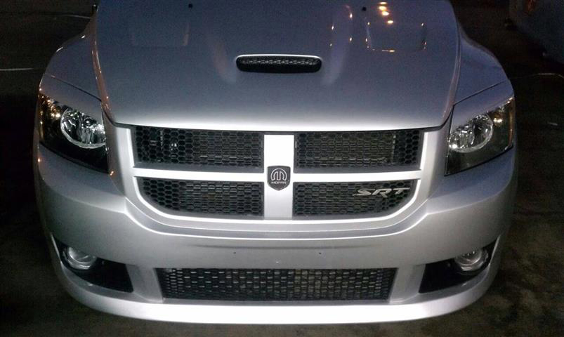 Custom Dodge Caliber Srt 4