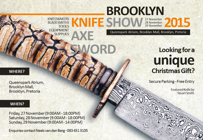 Brooklyn Knife Show 2015