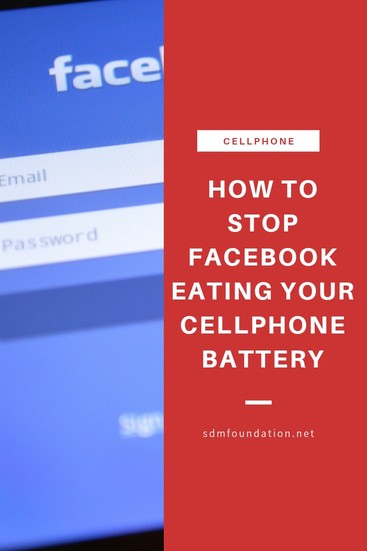 How to stop Facebook eating your cellphone battery - tips