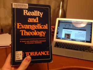 Reality and Evangelical Theology