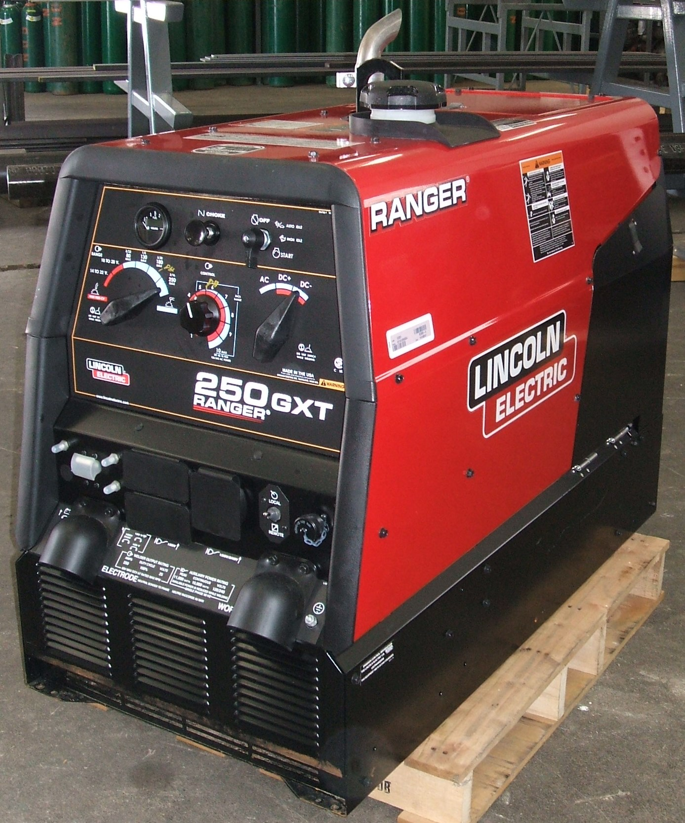 Lincoln Ranger 8 Welder Generator Parts And