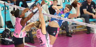 Igor Volley vittoria per 3 a 1 in Champions contro Prostejov