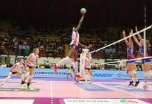 Igor Volley sconfitta a Monza al tie break
