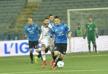 Novara calcio, è solo pareggio con il Perugia