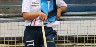 Andrea Ortogni nello staff tecnico della sezione di Hockey su Pista della Polisportiva San Giacomo